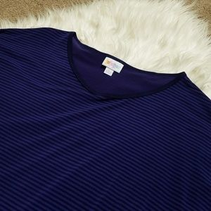 LuLaRoe Tops - LulaRoe Irma Simply Comfortable Tunic Top Large